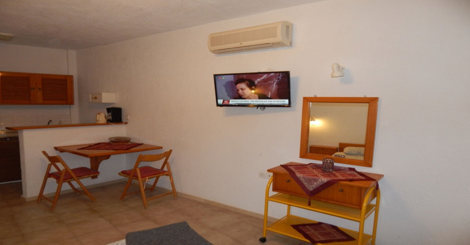Welcome to Εlite Apartments in Panormos of Kalymnos island!